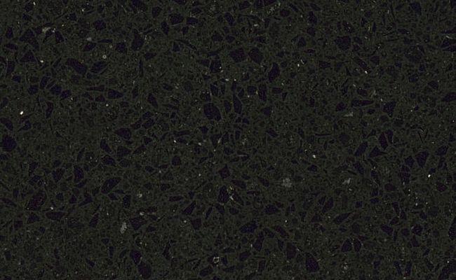 Caesarstone 6100 Black Noir
