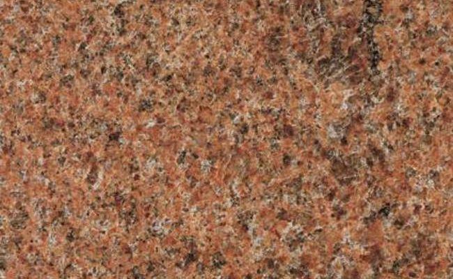 Multicolor Red (graniet)