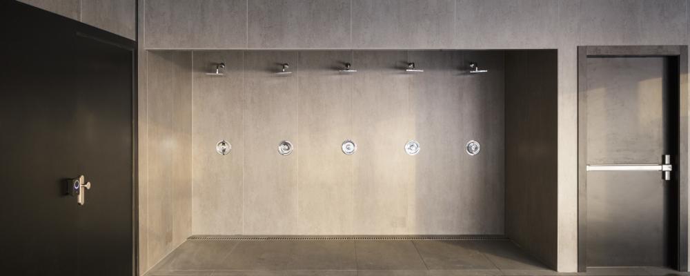 Dekton badkamer | Ariës Natuursteen