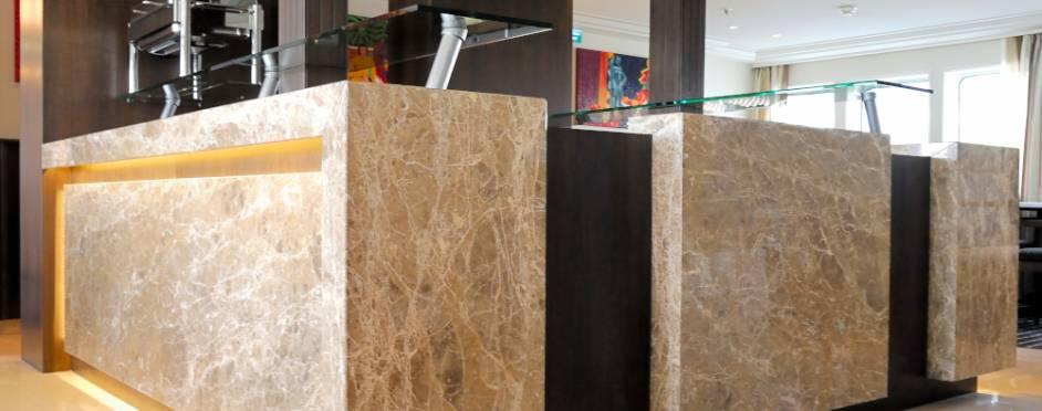 buffetbladen voor interieurarchitecten