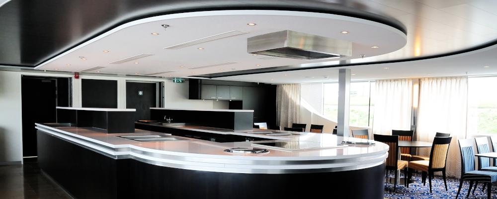 Buffetbladen op cruiseschepen