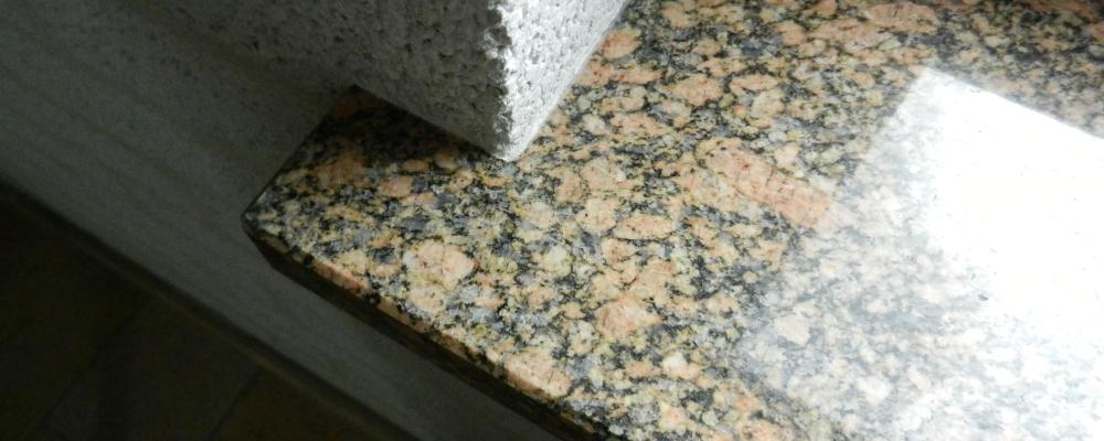 Graniet Vensterbank | Ariës Natuursteen