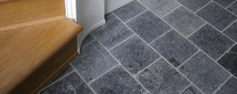 Belgisch hardsteen vloeren