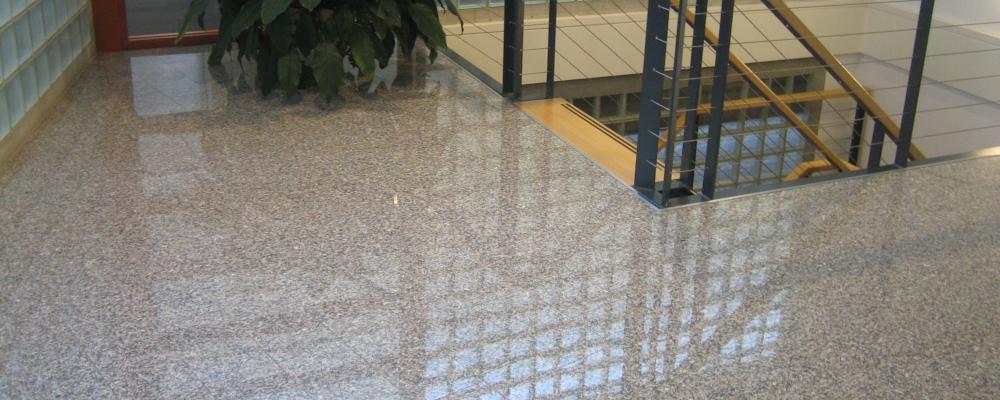 Granieten vloeren