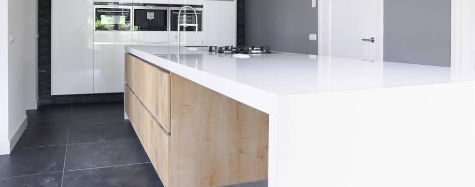 Keuken Diresco AU250 Pure White