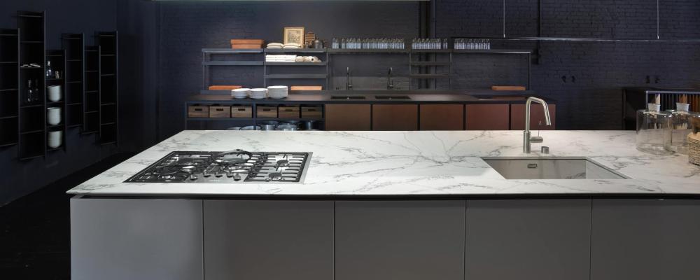 Natuursteen keukenblad | Ariës Natuursteen