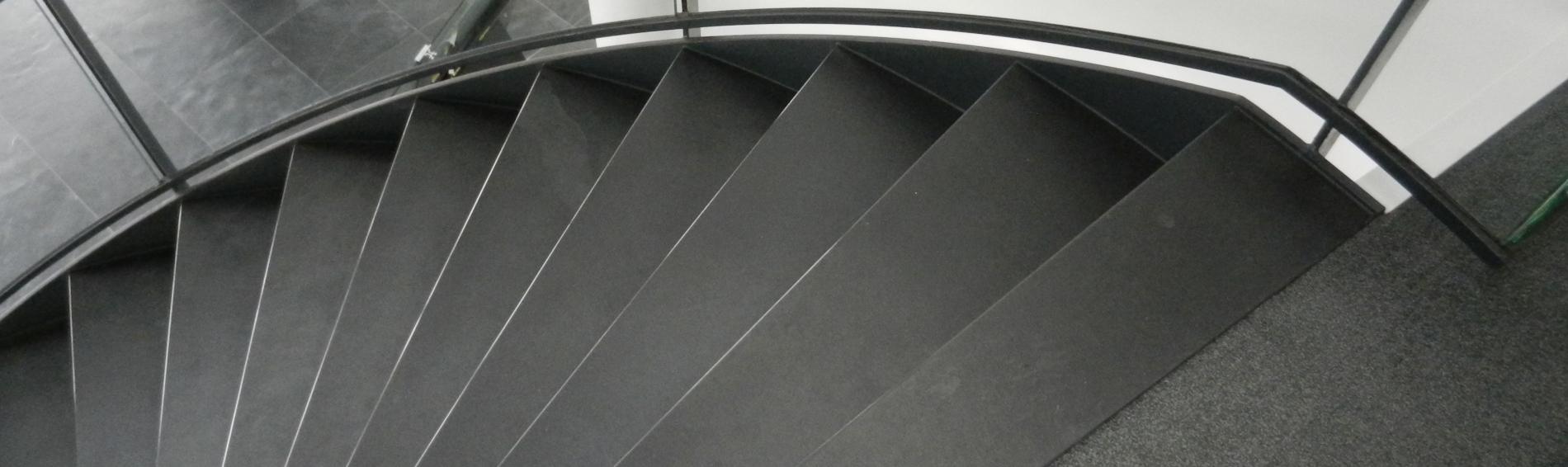 Graniet trap   Ariës Natuursteen