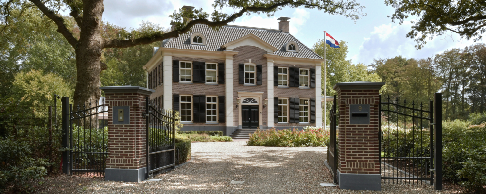 Classicistisch landhuis in Twello
