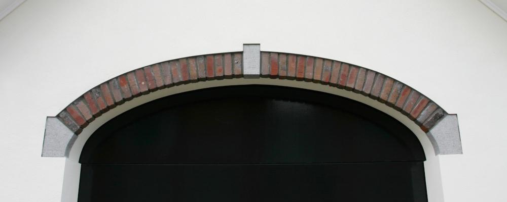 Belgisch hardsteen sluitstenen | Ariës Natuursteen