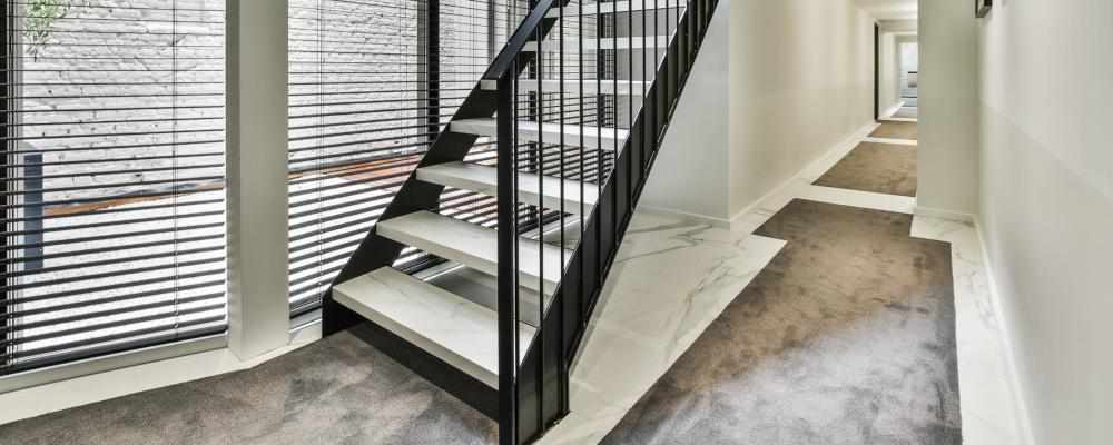 Marmer trap | Ariës Natuursteen