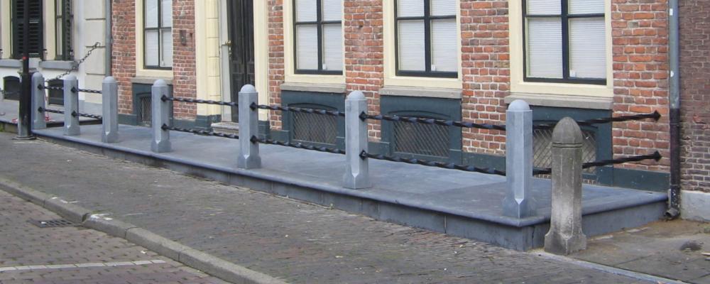 Belgisch hardsteen trap | Ariës Natuursteen