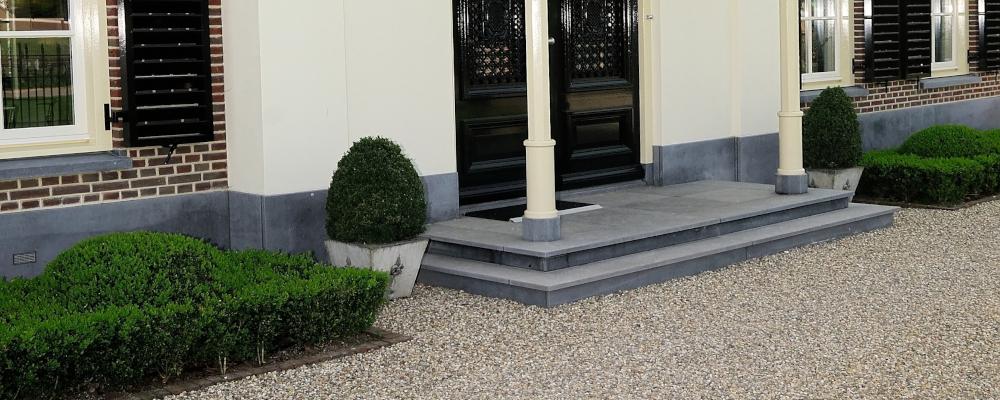 natuursteen trap | Ariës Natuursteen