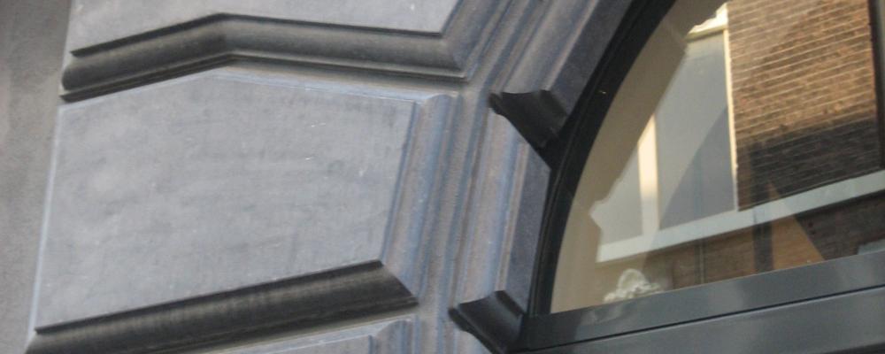 belgisch hardsteen gevelbekleding | Ariës Natuursteen