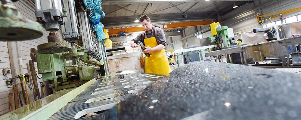 Productie en montage natuursteen | Ariës Natuursteen