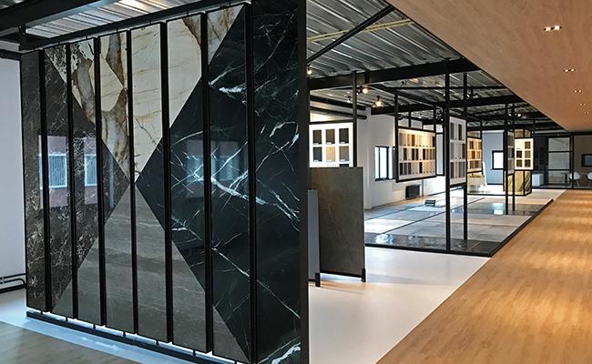 showroom | Ariës Natuursteen, Zevenaar