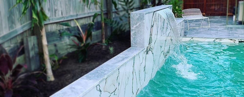 Natuursteen zwembad & wellness | Ariës Natuursteen