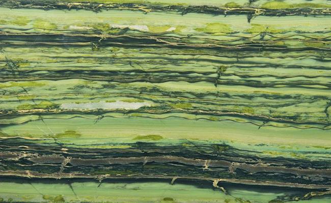 Kwartsiet Verde Bamboo